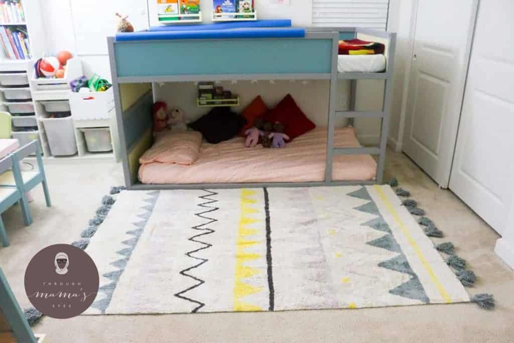 Best Ikea Toddler Bedroom Hack