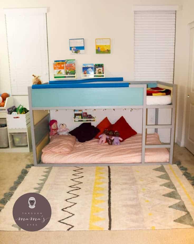 Best Ikea Toddler Bedroom Hack